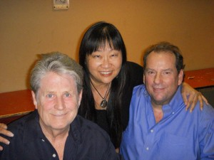 Brian Wilson, May & Jeffrey Foskett