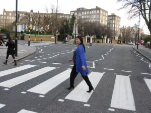 May @ Abbey road