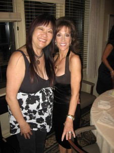 May & Dina Martin (Dean Martin's daughter)