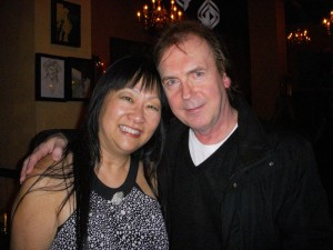 May & Ian McDonald (Co-founding member of Foreigner and King Crimson)