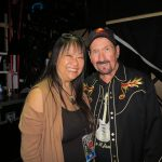 May & James Burton