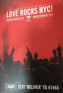 Love Rocks Booklet